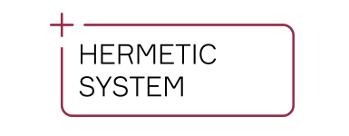 Hermetic System Tecnology Icon